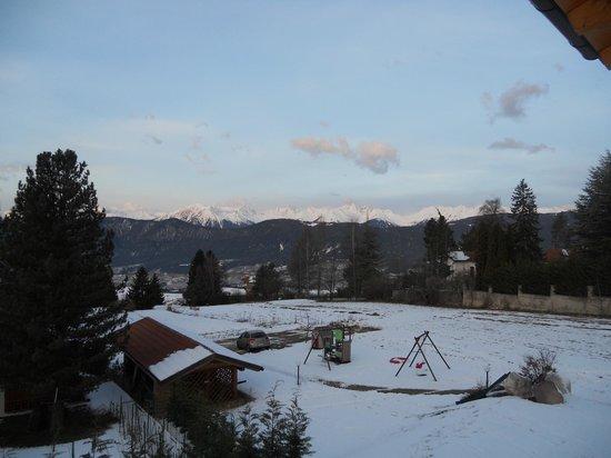 Villa Belfiore: panorama camera