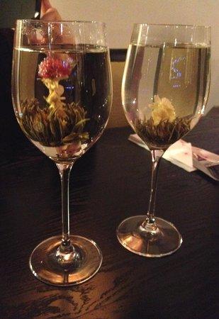 Try Thai: blooming flowering tea