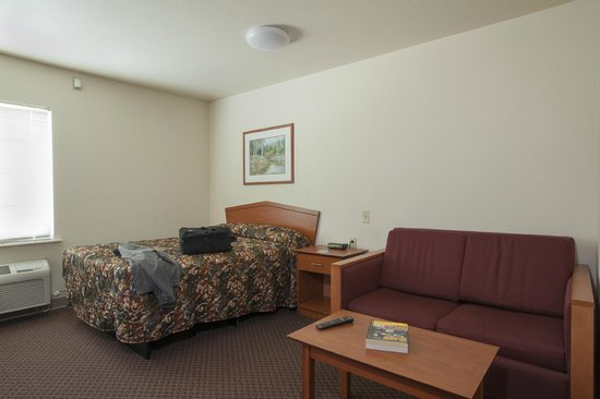 Value Place Macon I-475 West: Single Bed with Couch