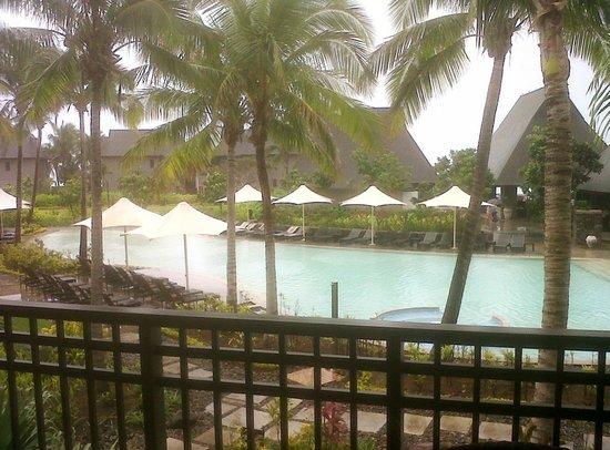 InterContinental Fiji Golf Resort & Spa: desde la habitacion