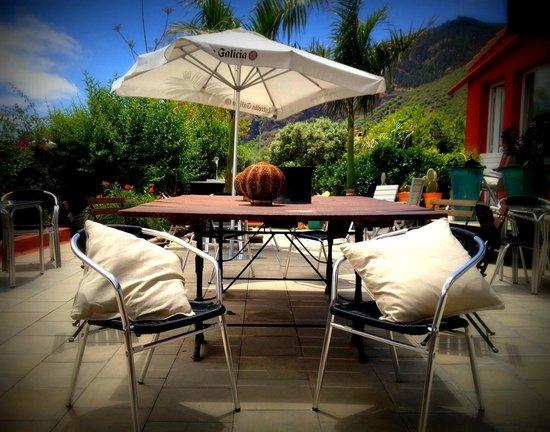 La Vedette Villa Margarita - Gran Canaria - Terrace