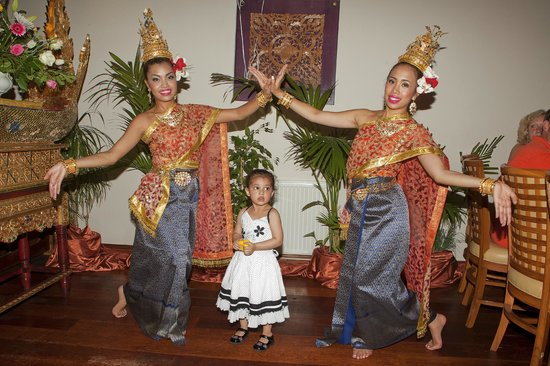 Special Thai themed event at Blue Orchid
