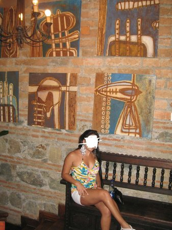 Hotel Mariscal Robledo: Hallway of Mariscal Robledo  2nd Floor