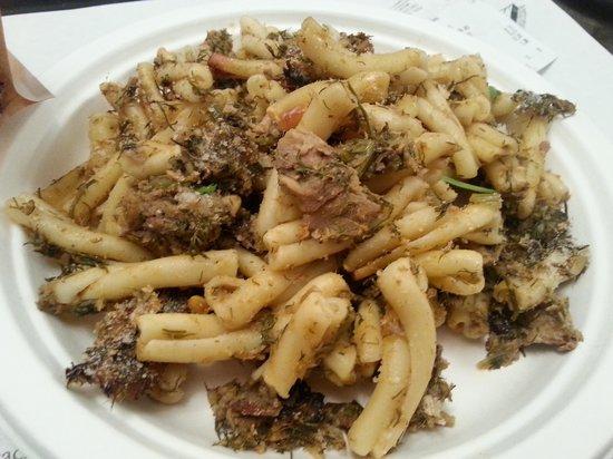 Antica Focacceria San Francesco: Pasta con sarde