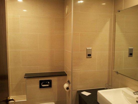 Clayton Hotel Ballsbridge: bathroom
