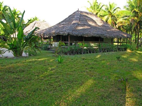 Hotel Relais du Masoala: my bungalow