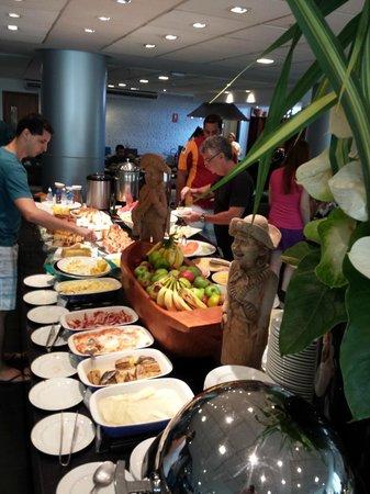 Best Western Premier Maceio: Café da manhã