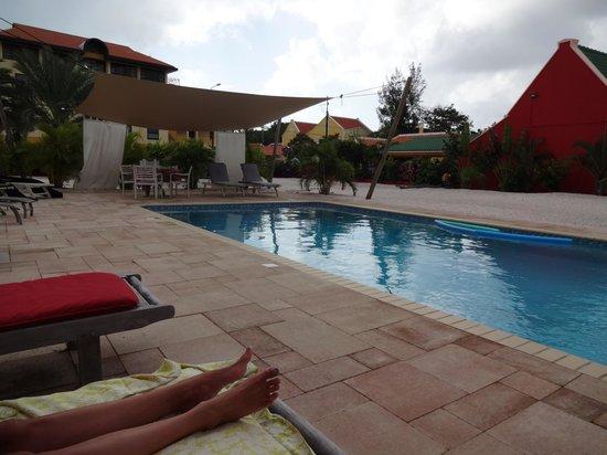 Villa Tokara: the excellent pool