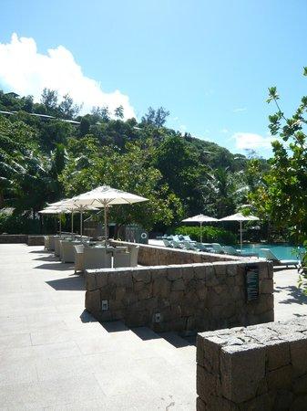 Four Seasons Resort Seychelles: beach bar