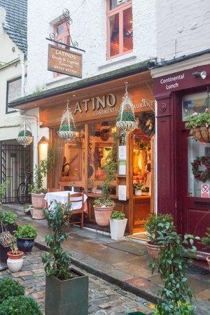 Latino Taverna: exterior view
