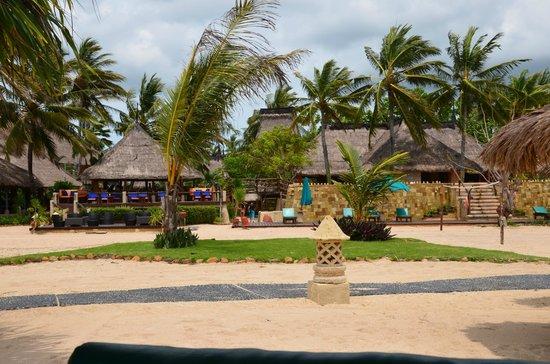 Novotel Lombok: Vue de la plage