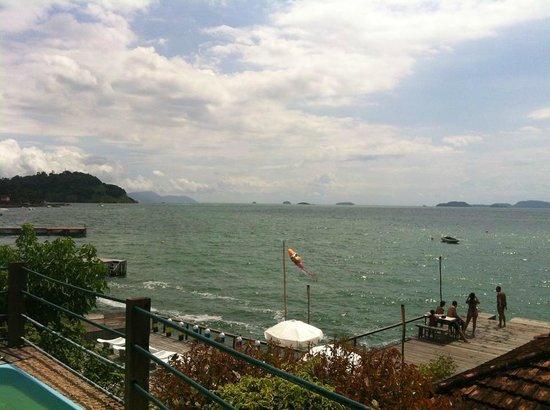 Pousada Pier 7400: Vista para mar
