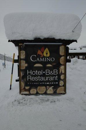 Hotel Camino: insegna