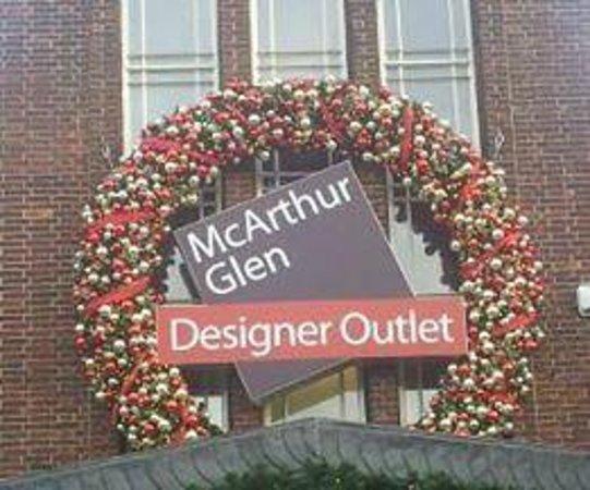 Designer Outlet Roermond : Vorweihnachtszeit