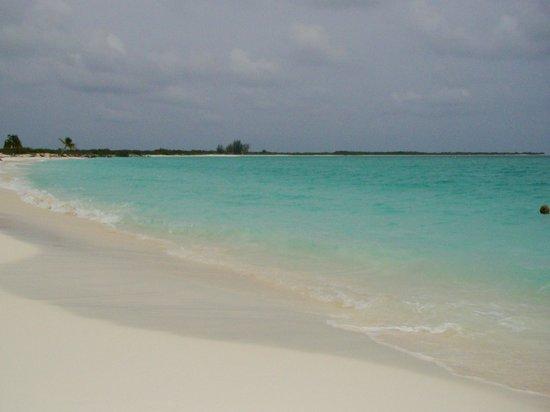 Playa Paraiso: calma total...