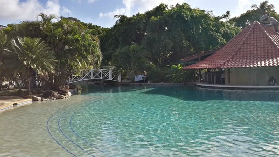 Radisson Grenada Beach Resort : Large pool