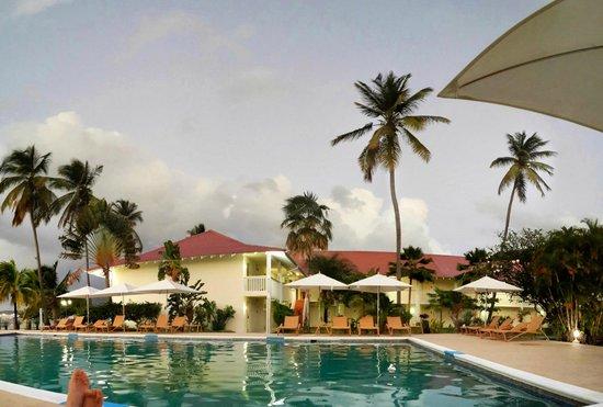 Radisson Grenada Beach Resort : Small pool