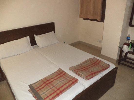 Vivek Hotel: hotel room