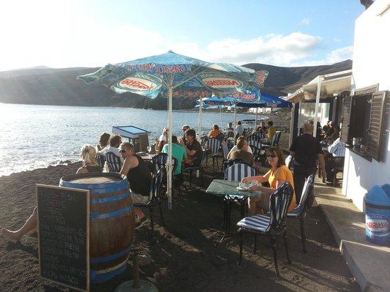 Restaurante Playa Quemada: Restuarante Playa Quemada