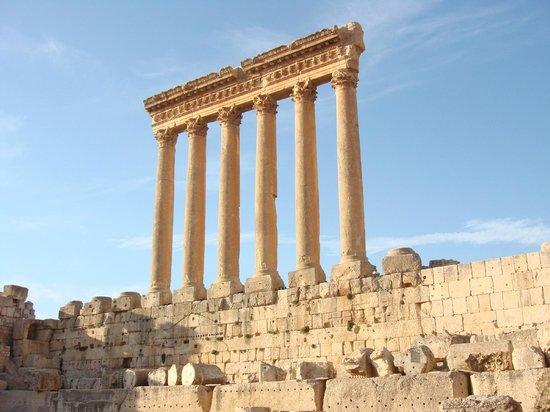 Templos de Baalbek: Baalbek