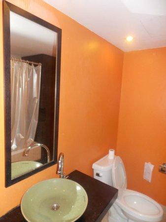 Miramar Hotel Bangkok: salle de bain