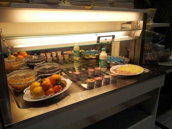 Hotel Glis: il buffet