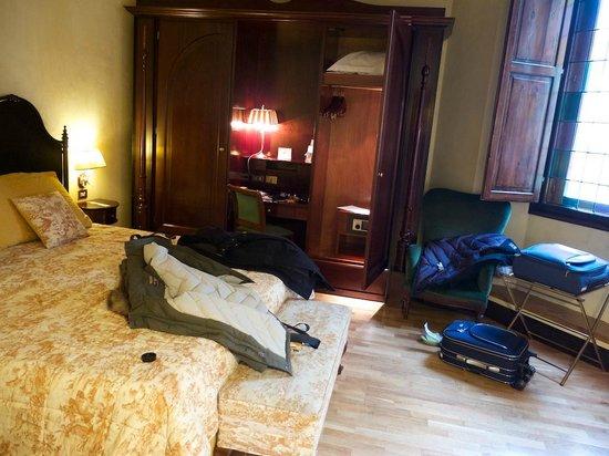 Grand Hotel Baglioni Firenze: La nostra stanza