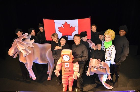 Famous People Players Dinner Theatre: Rick Mercer Visits Famous PEOPLE PLayers