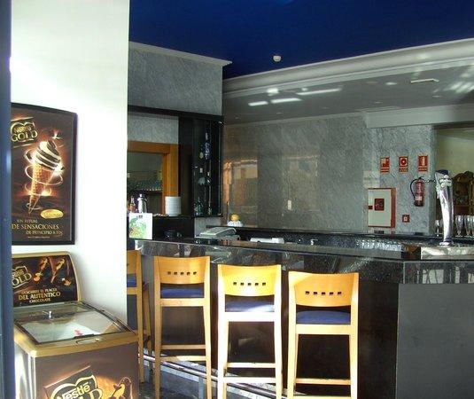 THe Mirador Papagayo : lobby bar