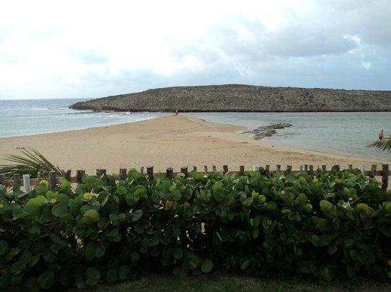 Parador Villas del Mar Hau: Playa