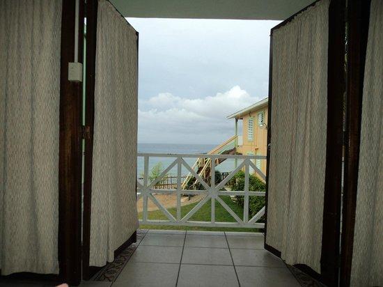 Parador Villas del Mar Hau: La vista desde el cuarto