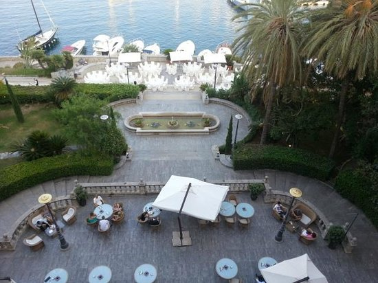 Grand Hotel Villa Igiea - MGallery by Sofitel : Vue
