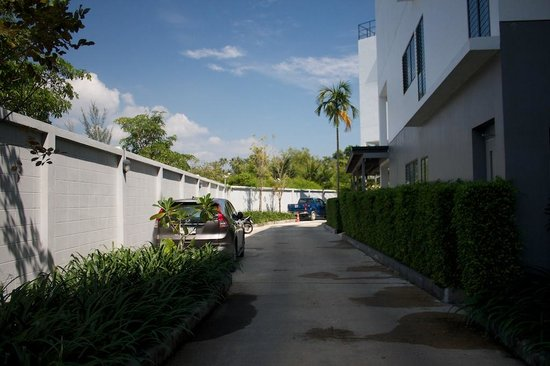 Deevana Plaza Krabi Aonang : Hotel Area