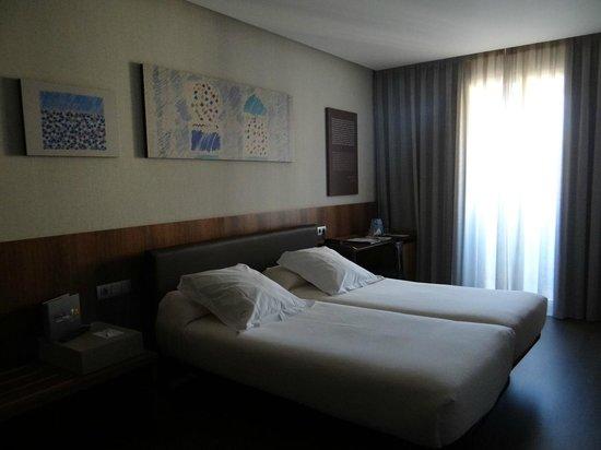 Hotel Abades Recogidas: room