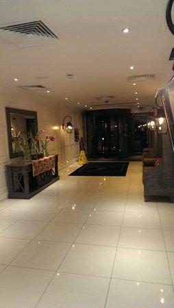 Macdonald Windsor Hotel : Entrance hall