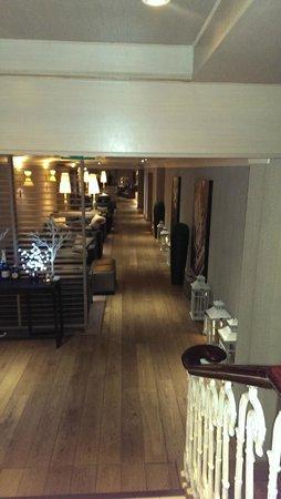 Macdonald Windsor Hotel : Lounge area