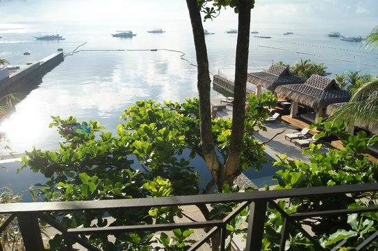 Abaca Boutique Resort: View from room