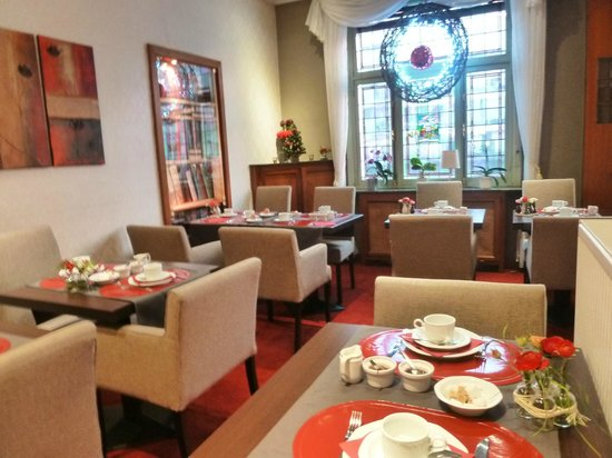 Maraboe Hotel : Breakfast room