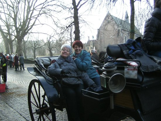 Hotel Acacia: Horse carriage ride