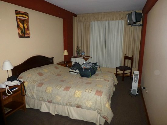 Qelqatani Hotel: Room