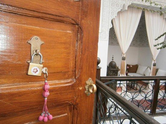 Riad Les Nuits de Marrakech : Detalles del Riad