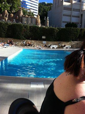 Mont Park: Pool