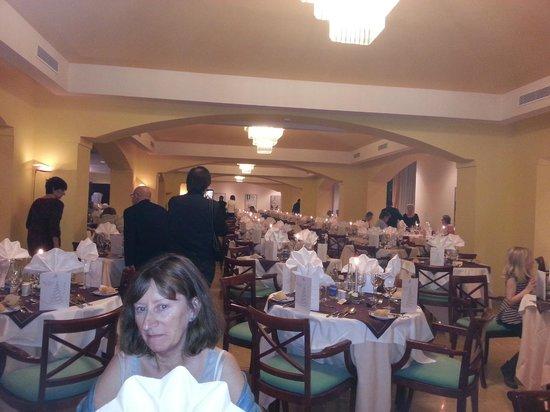 TUI SENSIMAR Natura Palace & SPA: Dining Room - New Years Eve