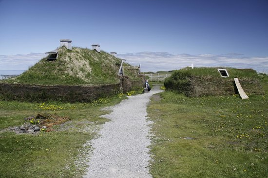 L'Anse Aux Meadows National Historic Site: From Outside