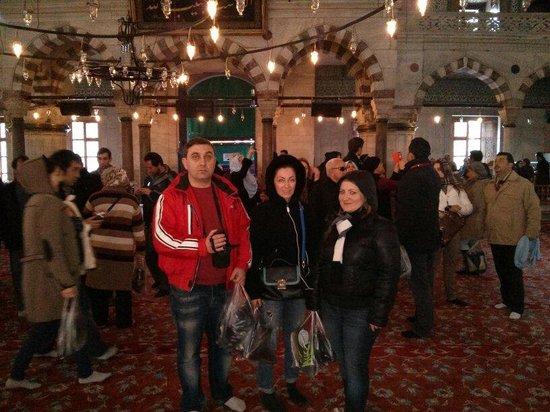 Süleymaniye-Moschee: 22/12/2013