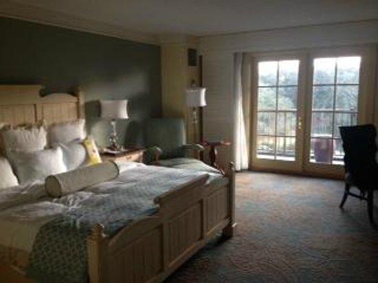 Grand Hotel Marriott Resort, Golf Club & Spa: Spa Building guest room