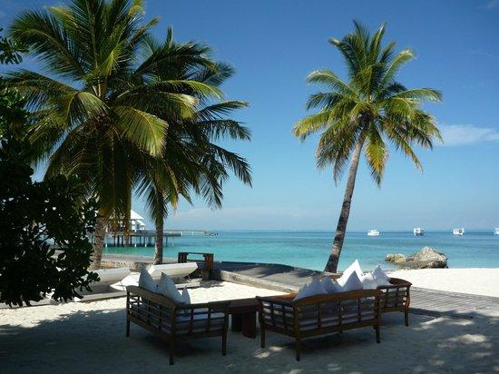 Diamonds Thudufushi: Lieblingsplatz