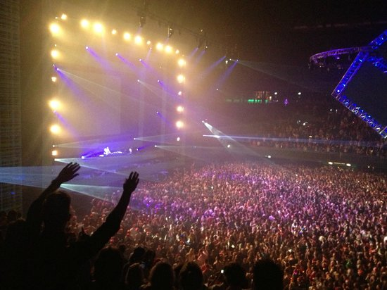Afrojack @ Ziggodome - Picture of Ziggo Dome, Amsterdam ...