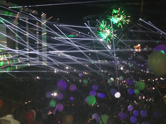 Ziggo Dome: Balloons @ 538 Jingleball