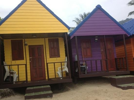 New Hut Bungalows: bungalows